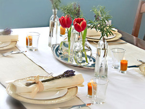 Buell Designs Table Scape