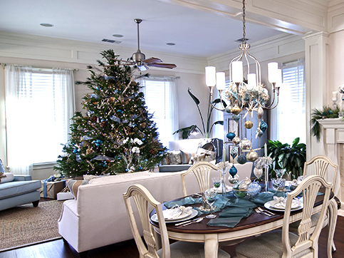 Buell Designs Christmas Decor