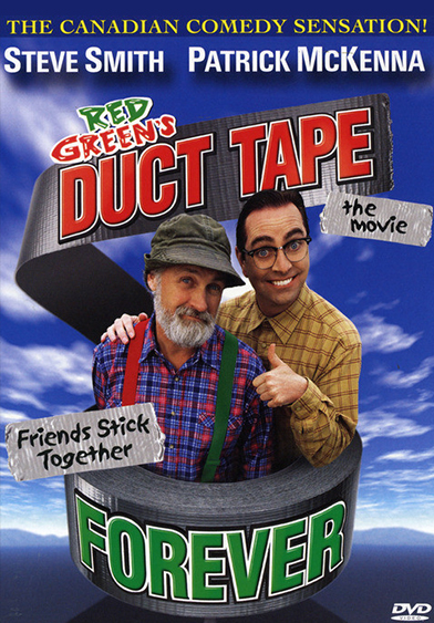 Duct Tape Forever Poster